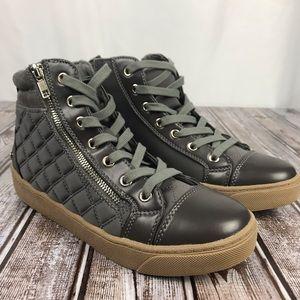 New Juicy Couture hi top sneakers